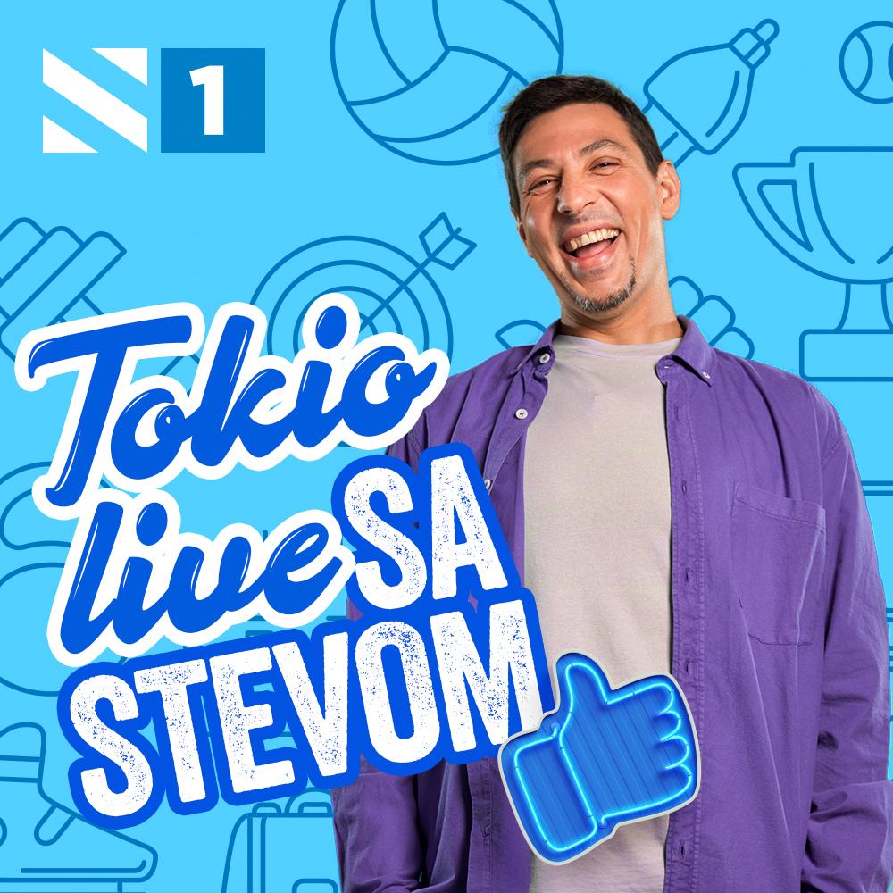 Tokio LIVE sa Stevom