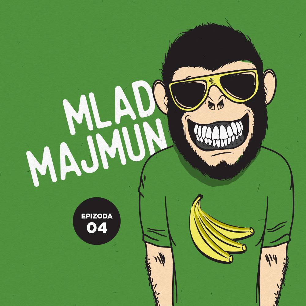 Mlad majmun ep. 18