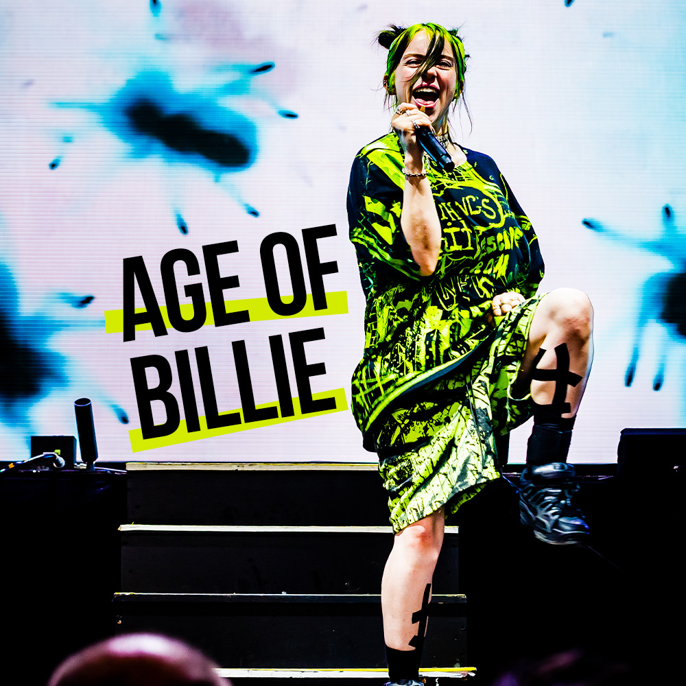 AGE of BILLIE