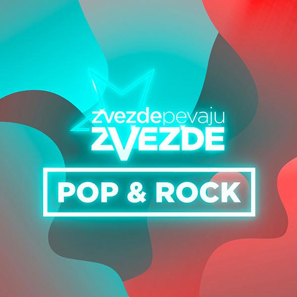 Zvezde pevaju zvezde - PopRock