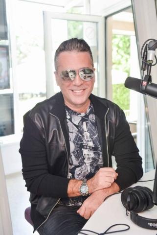 Zeljko Joksimovic na radiju S