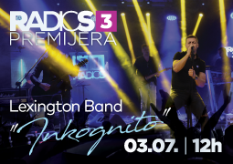 Radio S3 Premijera - Lexington band ''Inkognito''