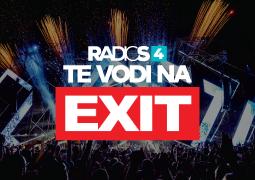 Radio S4 te vodi na Exit