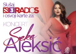 Osvoji karte za koncert Seke Aleksić