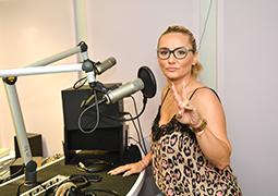 Goca Tržan na Radiju S3