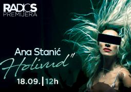 Radio S Premijera - Ana Stanić ''Holivud''