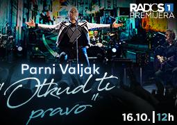 Parni Valjak - Otkud ti pravo