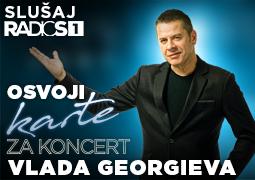 Osvoji karte za kocert Vlada Georgieva