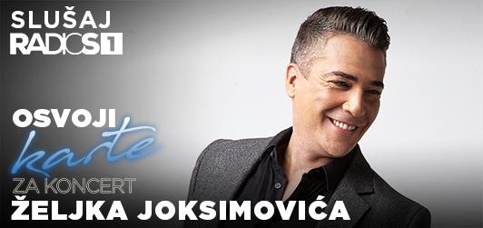Osvoji karte za koncert Željka Joksimovića