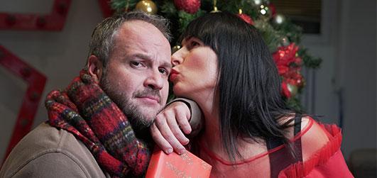 Decembar dobrog raspoloženja - Irena i Ivan