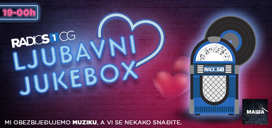 Ljubavni Jukebox na Radiju S1 CG