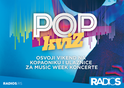 Osvoji karte za Music Week