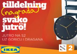 Svako jutro osvoji IKEA nagradu!