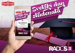 Svetski dan studenata na Radiju S3