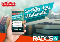 Svetski dan studenata na Radiju S4