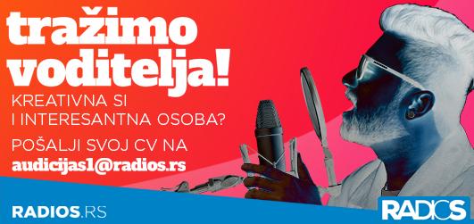 Radio S traži voditelja!