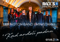 Radio S Premijera - Lexington band i Ministarke ''Kad anđeli padnu''
