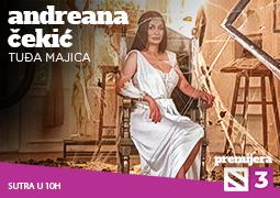 Andreana Čekić ''Tuđa majica''