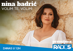 Radio S Premijera -  Nina Badrić ''Volim te, volim''