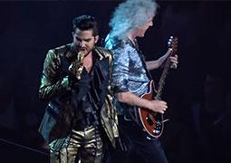 QUEEN & Adam Lambert - The Rhapsody Tour