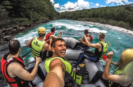 Rafting Tarom za dvoje