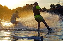 skijanje na vodi Aqua Ski