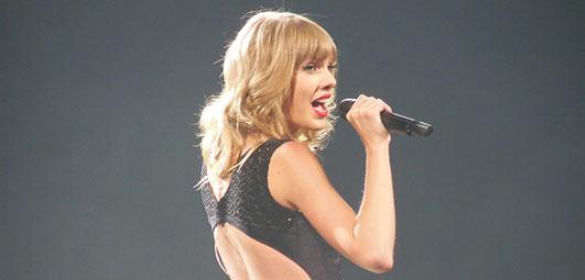 Scooter Broun kupio prava na pesme Taylor Swift