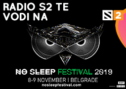 Osvoji karte za No sleep festival