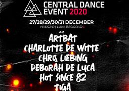 Osvoji karte za Central Dance Event