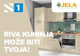 Ljubavni miks - Osvoji Jela Jagodina kuhinju