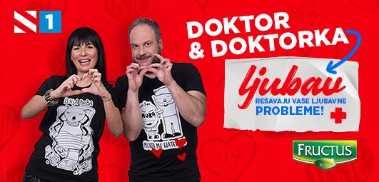 Doktor i doktorka Ljubav