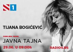 Javna tajna Tijane Bogićević