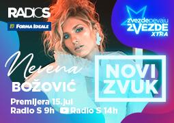 Nevena Božović je prva učesnica projekta ZPZ XTRA