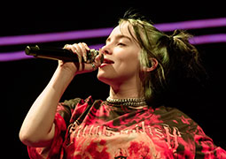 Billie Eilish objavila animirani spot